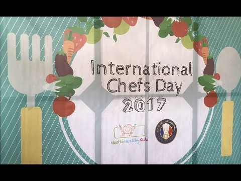 International Chefs Day 2017