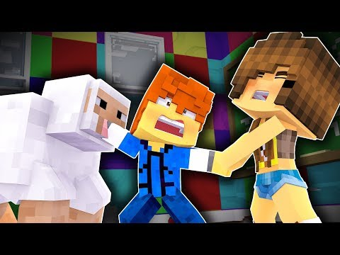 Minecraft Daycare - DEADLY SHEEP !? (Minecraft Roleplay)