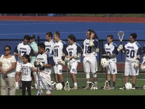 Boys Lacrosse vs. Danvers (Senior Night) 5-16-17
