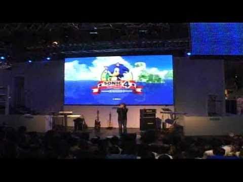 Tokyo Game Show 2010: True Blue Live [Jun Senoue, Tomoya Ohtani , Kenichi Tokoi , Ben]