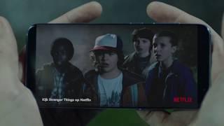 Unlimited data, bellen + 6 maanden Netflix