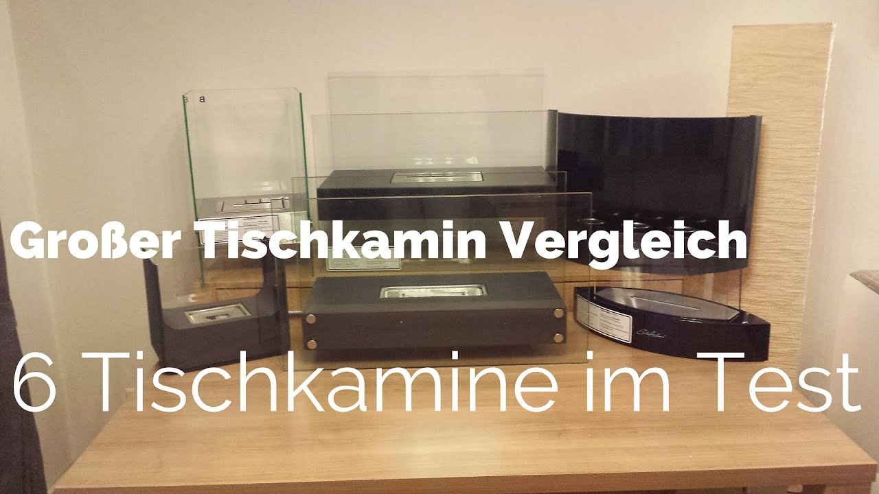 gro er ethanol tischkamin vergleich test youtube. Black Bedroom Furniture Sets. Home Design Ideas