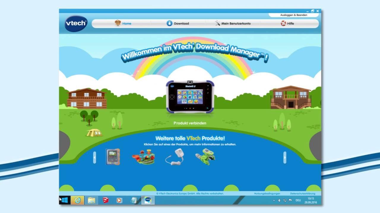 vtech download