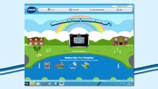 Download und Installation des VTech Download Managers