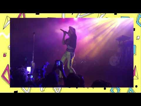 LIVE | Tove Lo - Talking Body (Lady Wood Tour | São Paulo - Brasil)