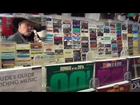 Marion Music Store Commercial