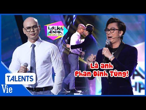 """Hát """"Hoa nở về đêm"""", Phan Đinh Tùng được Hồ Việt Trung nhận ra ngay nhờ chất giọng đặc trưng"""