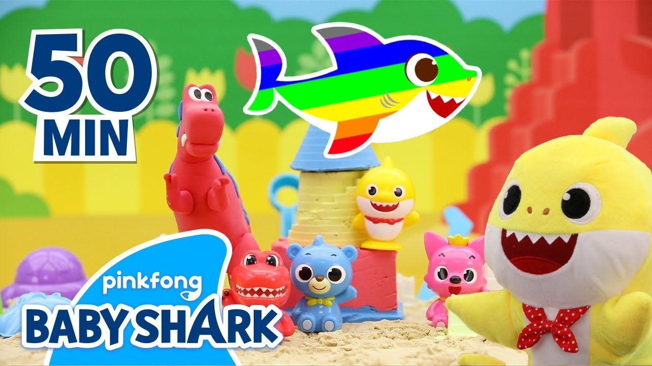 Download Baby Shark Toy Show Compilation   Baby Shark Toy Review   Play with Baby Shark   Baby Shark Official