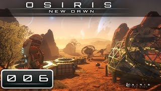 OSIRIS: NEW DAWN [006] [Neubeginn auf dem roten Planeten] [Let's Play Gameplay Deutsch German] thumbnail