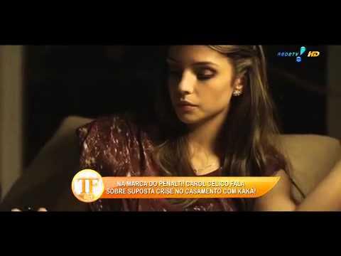 Carol Celico Diz Que Kaká Ficou Muito Feliz De Voltar Ao Brasil - TV Fama 19/09/2014