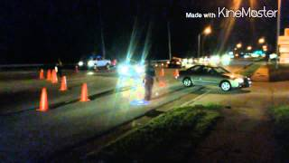 Hobart Indiana Illegal Sobriety Checkpoint 7-24-15