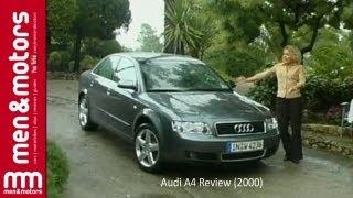 Audi A4 Review (2000)