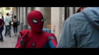 Дружелюбный сосед   Человек Паук   Человек паук  Возвращение домой