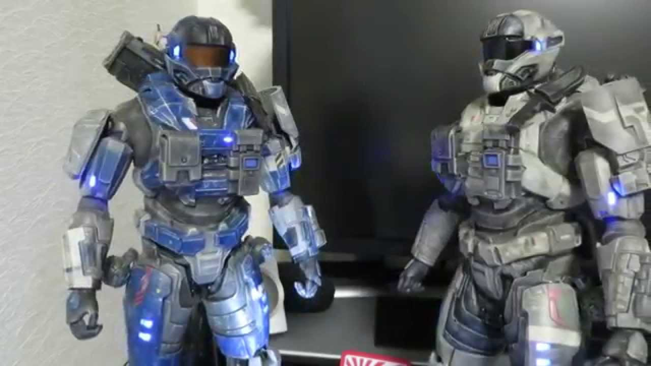 Halo Reach Carter Commando