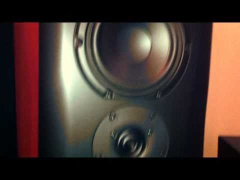 The Phenominal Krix Neuphonix Loudspeaker - YouTube