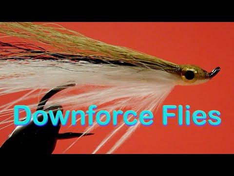 Beginner's Fly Tying Series: Fly Design Series - Downforce Flies