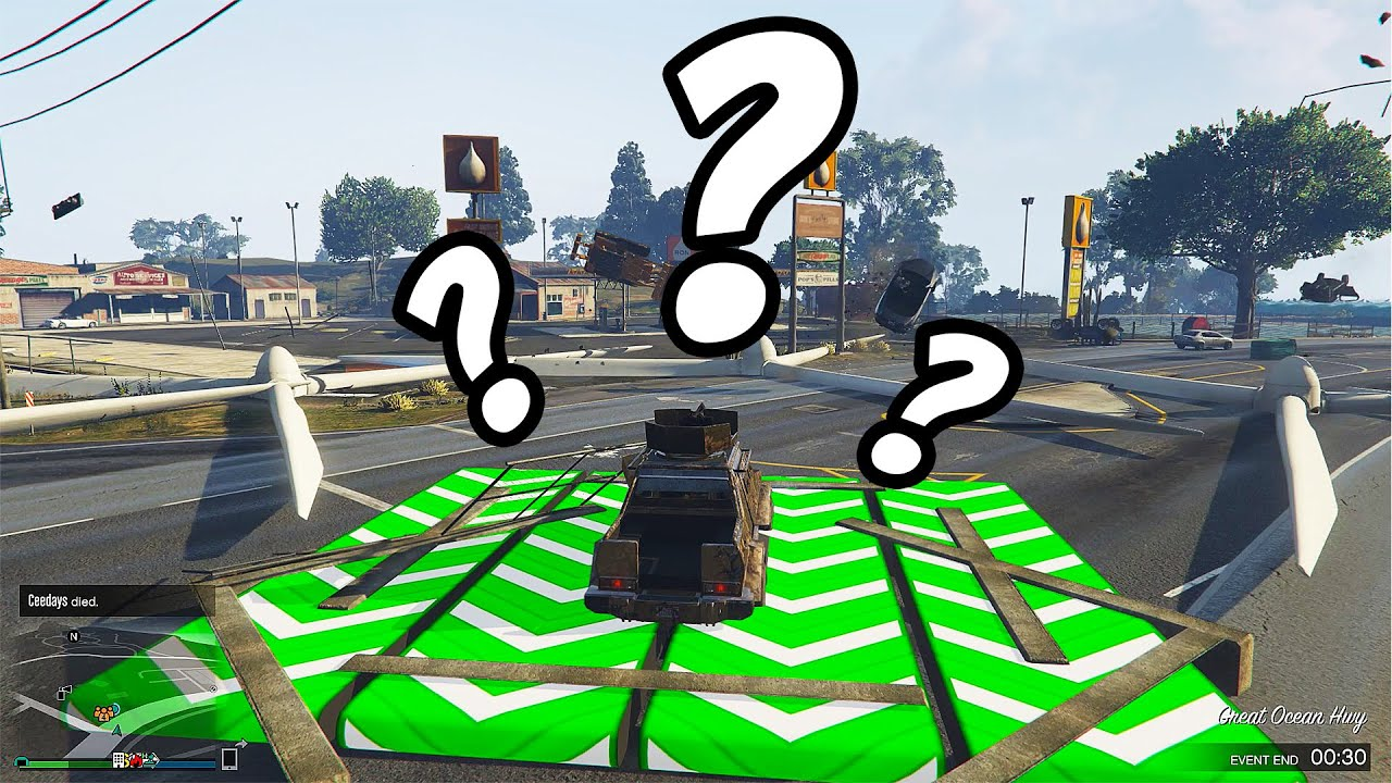 I can't believe Rockstar allows this in GTA 5 Online...