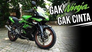 Cuma 150cc, Tapi Lebih Kenceng Dari 250 cc, Kawasaki Ninja 150 RR 2 Tak