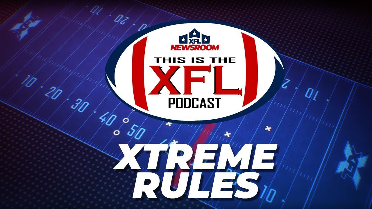 The XFL will be so much fun with new rules, technology, and officiating