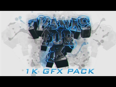 THANKS FOR 1K PACK [LINK IN DESCRIPTION]