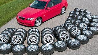 Подбор шин по автомобилю(Как выбрать шины для автомобиля? Все просто, шины выбираются по техническим характеристикам машины, иначе..., 2015-04-17T13:19:08.000Z)
