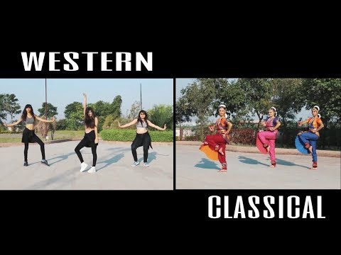 swalla dance cover classical and western mix