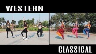 Gambar cover swalla dance cover classical and western mix