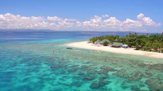 PARADISE [4K UHD 60FPS] a short inspirational drone film | Fiji Islands (2017)