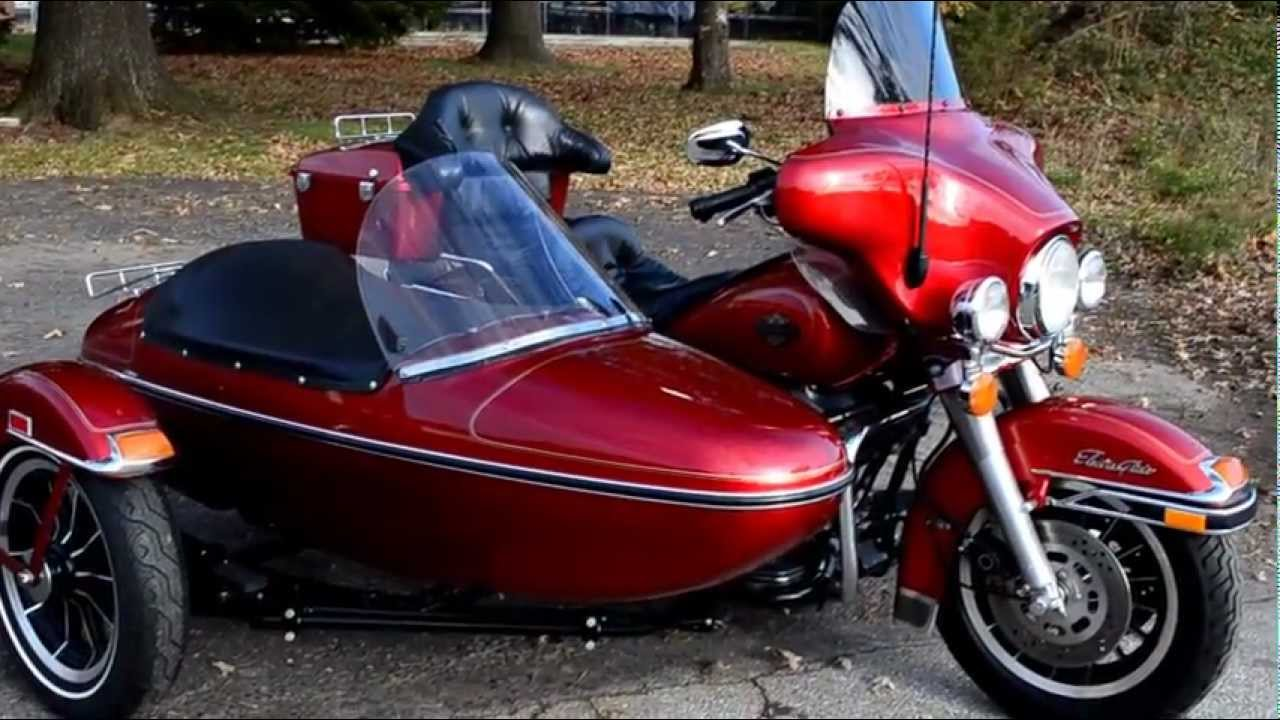For Sale 1986 Harley Davidson Flhtc With Side Car At East 11