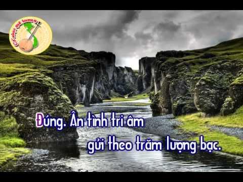 Karaoke: Nam Xuân - Nam Ai (Song ca Nam)