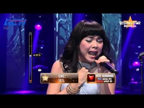 "Talita Arsyta ""Impossible"" Shontelle - Rising Star Indonesia Winning 11 #31 Oktober 2014"