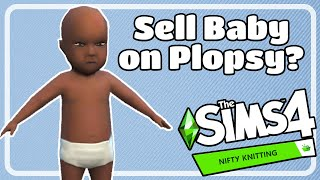✨ Trying to Sell a Baby on Plopsy ✨ Sponsored by EA Game Changers - Twitch Highlight