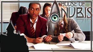 House of Anubis - Episode 131 - House of forgeries - Сериал Обитель Анубиса