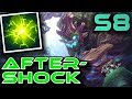 MAOKAI - AFTERSHOCK | Season 8 RUNES | Gameplay | Zoose