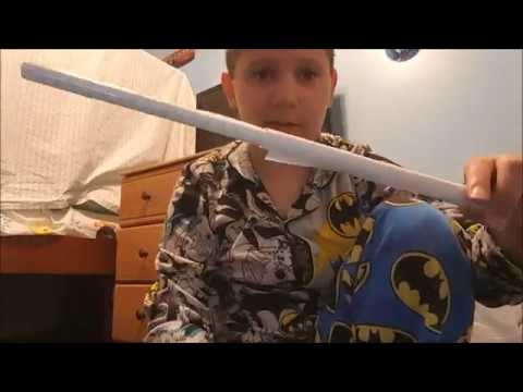 Paper bow and arrow