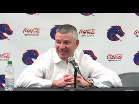 "Boise State coach Leon Rice on Nevada loss: ""Our locker room is devastated"""