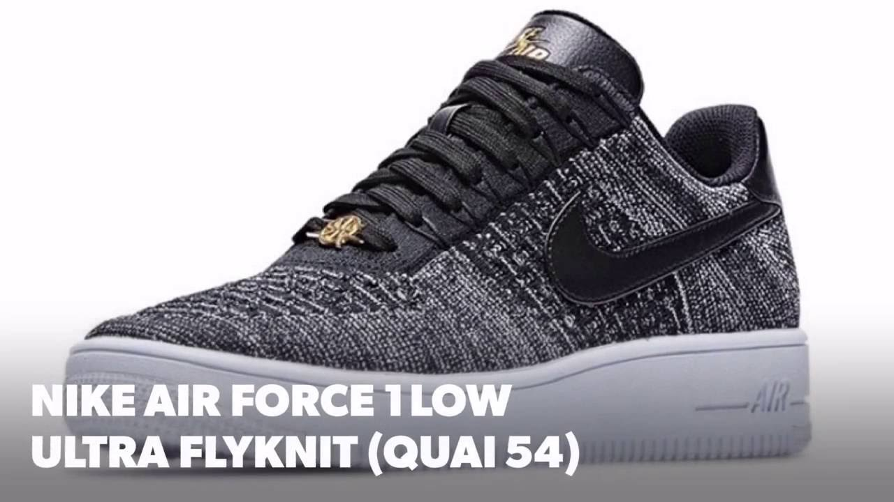 e267e757fc inexpensive nike air force 1 low ultra flyknit quai 54 s sneakers 0ee09  e19c2