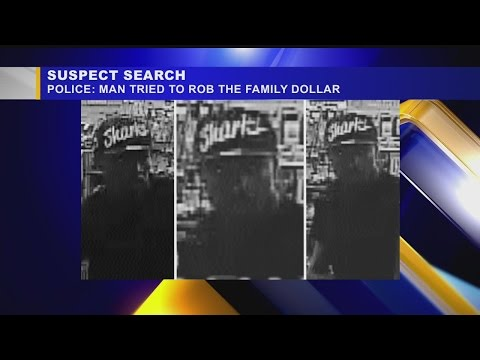 Youngstown Police Searching For Family Dollar Robber