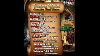 Canaanland Moors Moorish History Month 2015 SetenRa Bey