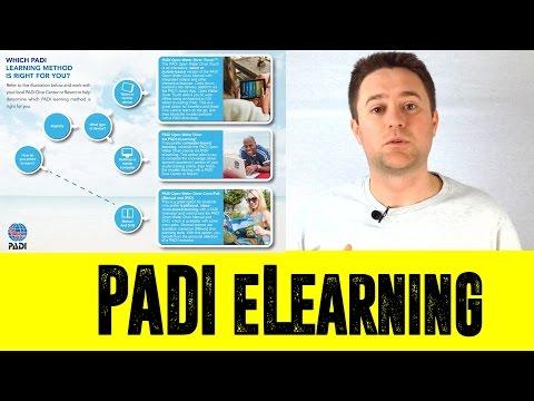 PADI eLearning