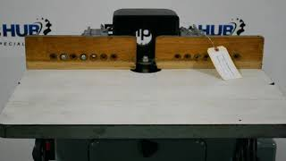 Download Video Delta 43-375 Two-Speed Heavy Duty Wood Shaper MP3 3GP MP4