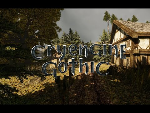 CryEngine Gothic I-II NOT Official ReMASTER