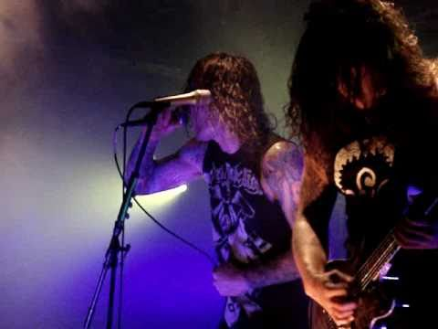 As I Lay Dying - The Sound Of Truth - Sheffield Corporation live UK tour Nov 2010 MOV05007