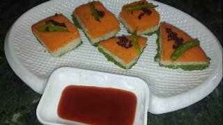 15 august special recipes | indian independence day special recipes | TIRANGA DHOKLA | dhokla dish