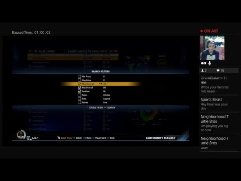 MLB the show battle royale trying to go 12-0