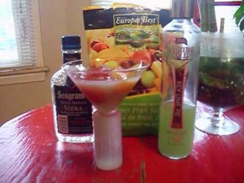 KEY LIME PIE FROZEN DRINK (2)
