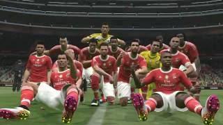 PES 2016: Tondela vs Benfica (34ªJornada)