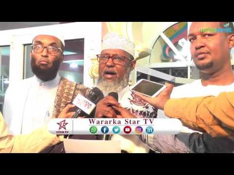 DAAWO: Deg Deg Wasiirka diinta awqafda  Oo sheegay in Bari ciid tahay