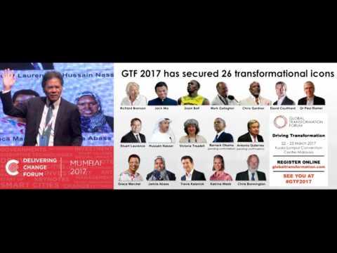 Delivering Change Forum 2017 Mumbai - Dato' Sri Idris Jala