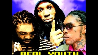 DJ KENNY REAL YOUTH DANCEHALL MIX SEP 2016